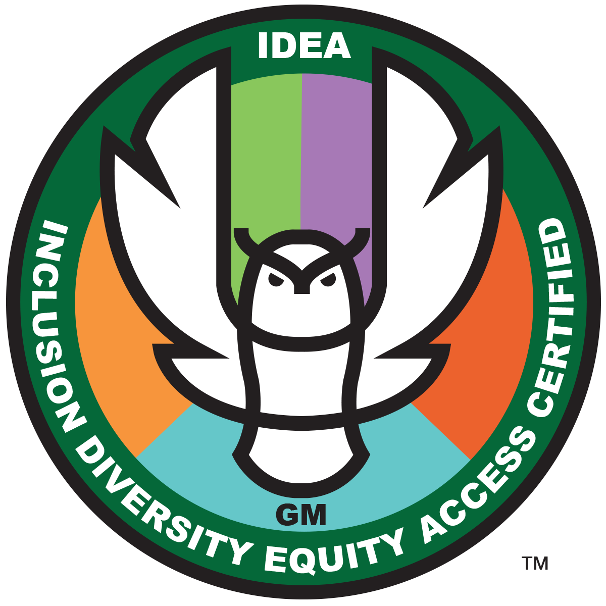 Inclusion Diversity Equity Access Certified - GordonMeeker